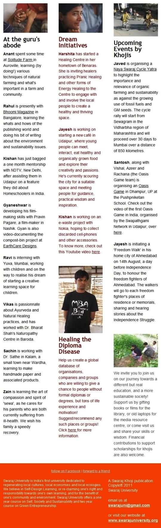 Newsletter 2011 b